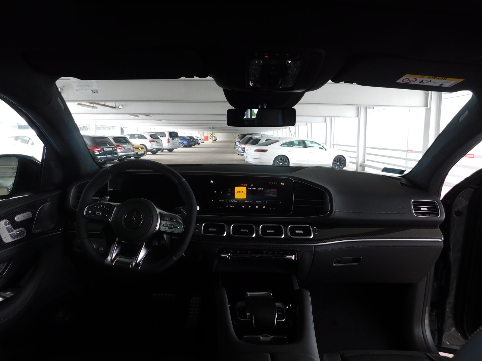 Mercedes-Benz GLE 53 AMG