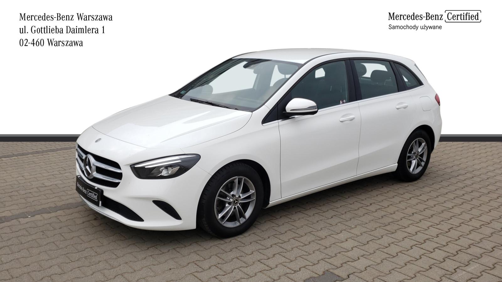 Mercedes-Benz B180